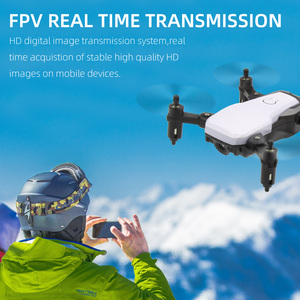 Image 3 - PEGI Mini RC Drone with Camera HD 1080P FPV Wifi Remote Control Professional Quadcopter Pocket Selfie Drones Toy Gift for Kids
