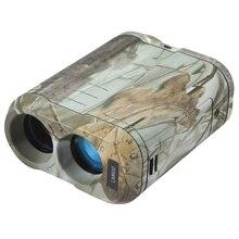 Охотничий дальномер для охоты со сканером скорости и нормальными измерениями для охоты на лук, гольфа, кемпинга с наклоном Cor