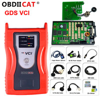 Gds Vci Diagnostic Tool OBD2 Interface Scan Tools for Hyundai Kia with Trigger Module Connector Flight Record optional