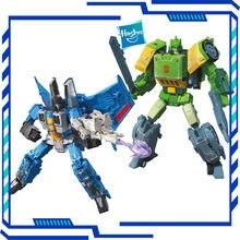 Hatbro transformers cerco cybertron voyager starscream megatron alerta vermelho springer guerra transfiguração montado brinquedos