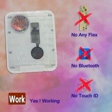 Đa Năng Phục Hồi Thông Thường Chức Năng Trả Nút Home Cho iPhone 7 8 Plus Nhà Cáp Mềm Thay Thế