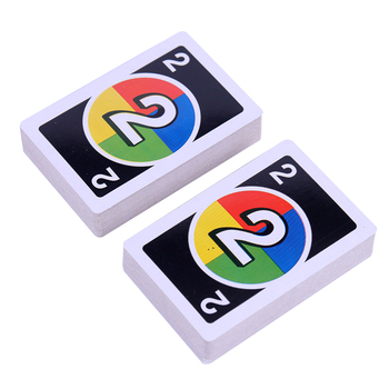 108 Cards DOS Card Game Family Puzzle Intelligence Games Family Funny Entertainment Party Board Game Multiplayer Playing Poker image