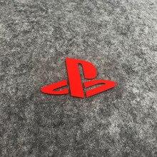 Autocollant de style de voiture, autocollants graphiques de moto pour fenêtre de réservoir d'huile automatique pour PS Game Playstation 2 pièces