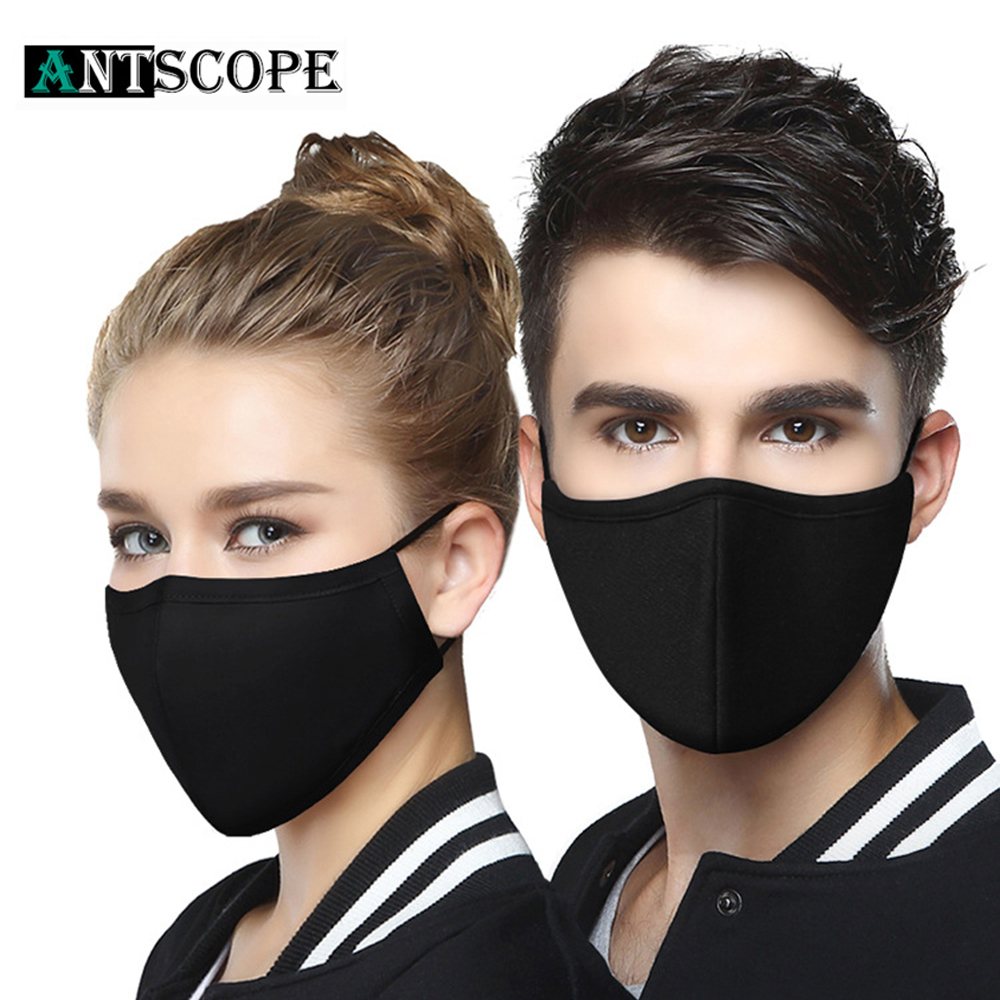 Antscope Respiratory PM2.5 5 Colors For Men Outdoor Sport Bicycle Anti Dust Fog Haze UV Protection Mask Windproof Mouth-muffle 5