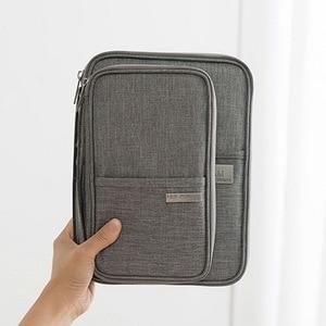 Travel Wallet Family Passport Holder Creative Waterproof Document Case Organizer Card Package Card Holder Travel accessories