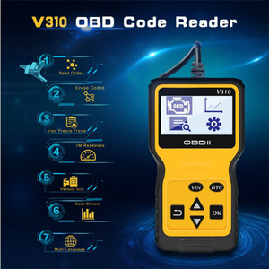 Car Diagnostic Tool Code Reade