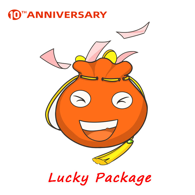 ZhangJi 10th Anniversary Sale Lucky Bag For VIP Customer 0.99