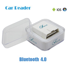 VIECAR Bluetooth 4,0 ELM 327 V1.5 для IOS/Android/Windows системы Поддержка SAE J1850 протоколы автомобиля код ридер OBD2 диагностический инструмент