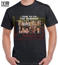 Cameron-Boyce-1999-2019-thank-you-for-the-memories-shirt feminino 100% algodão manga curta topos camiseta crewneck casual tshirt