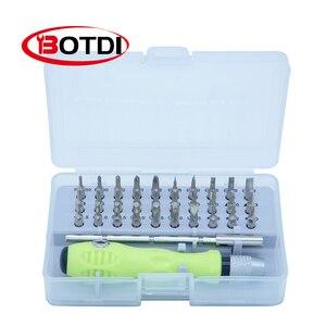 Precision screwdriver set 32 i