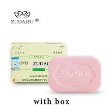 1PCS ZUDAIFU Sulfur Soap Skin Conditions Acne Psoriasis Seborrhea Eczema Anti Fungus Bath Cream Care