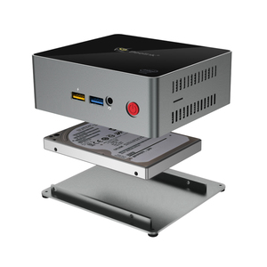 Image 5 - Beelink J34 win 10 Mini PC intel J3455 2.3GHz 8GB DDR3 128GB SSD windows 10 bilgisayar linux NUC ubuntu masaüstü bilgisayarlar