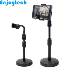New Arrival Desktop Mounts Holder Tripod for iPhone Xiaomi Huawei Samsung Android Mobile Phones Stands Video Bloggers