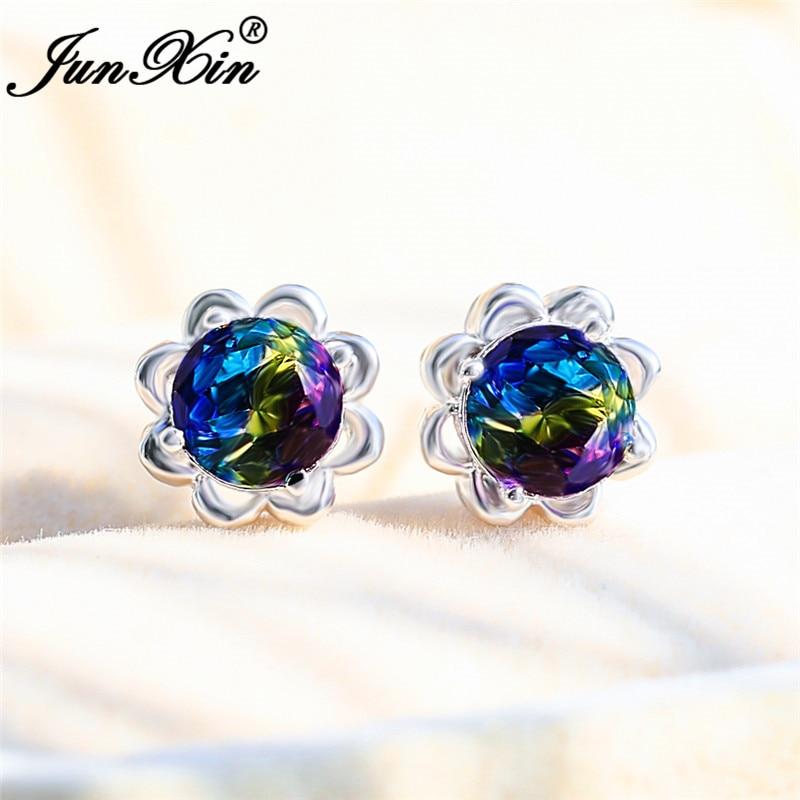Rainbow Earrings 02