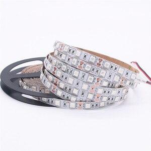 Image 2 - DC 12V LED לגדול אורות קלטת 5050 1m 2m 3m 5m ספקטרום מלא צמח צמיחה אור הידרופוניקה מקורה שתילי פרח פיטו מנורה