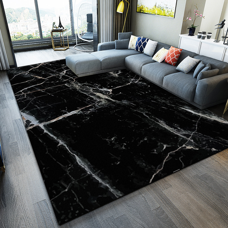 Black White Marble 3d Printed Carpets For Living Room Bedroom Area Rug Sofa Tea Table Kitchen Floor Mat Child Room Tatami Carpet Carpet Aliexpress
