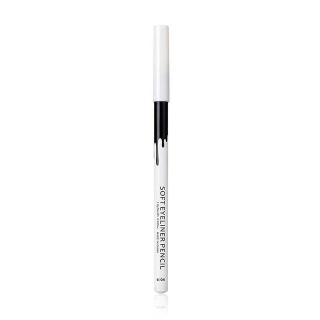 1/2/3pcs Eyeliner Pencil Makeup Women Long Lasting Waterproof Pigment Eye Liner White Eyeliner Pen Cosmetics New 5