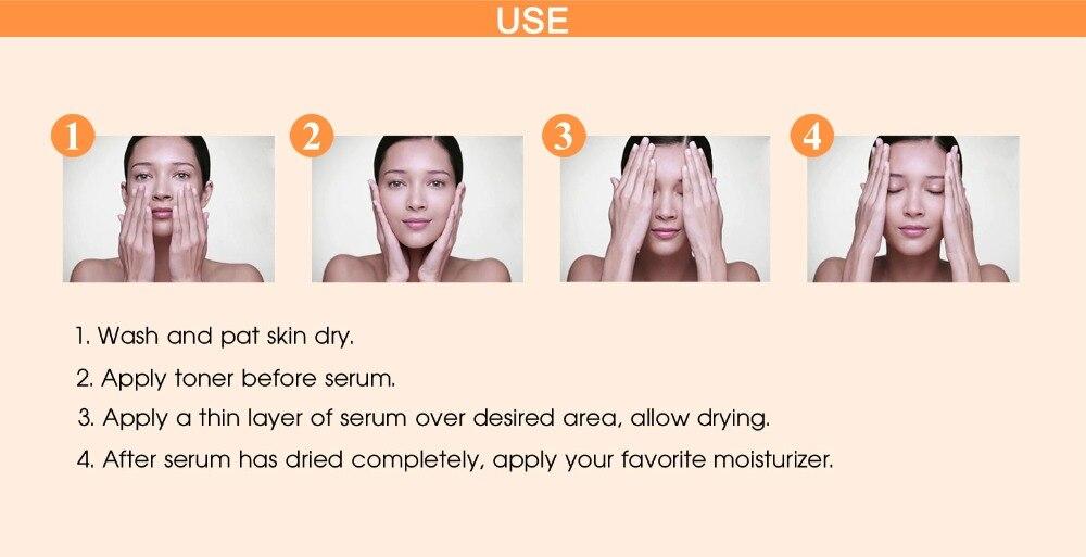 Vitamin C Serum-Usage