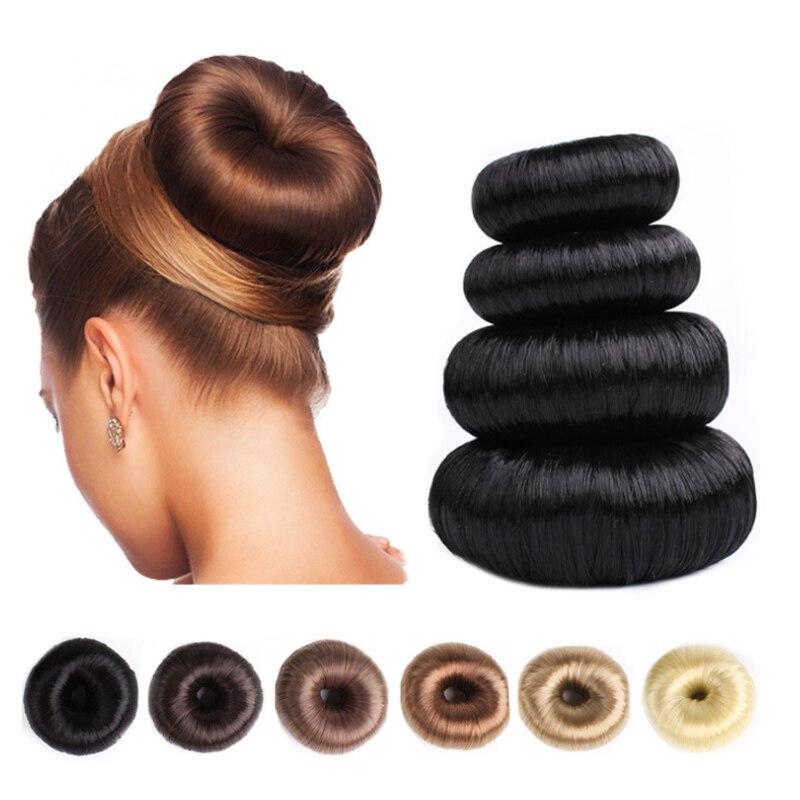 Кольцо для волос с конским хвостом, эластичная резинка для волос, аксессуары для волос, инструмент для укладки