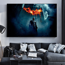 The Dark Knight Rises Batman Superhero Movie Posters And Prints Canvas Painting On Wall Art Picture For Living Room Decoration coslive new version bane jacket coat batman the dark knight rises cosplay costume for men adult