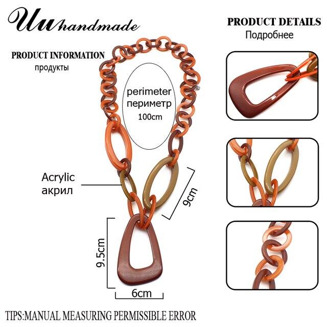 Фото модное удлиненное ожерелье женские ювелирные изделия в стиле