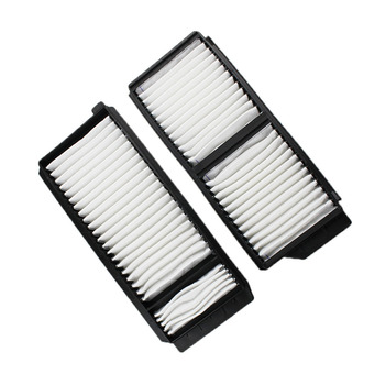 Set of 2 Car Cabin Air Filter BP4K-61-J6X for Mazda 3 BK M3 2004 -2009 5 Sport 2006-2010 CC29-61-J6X image