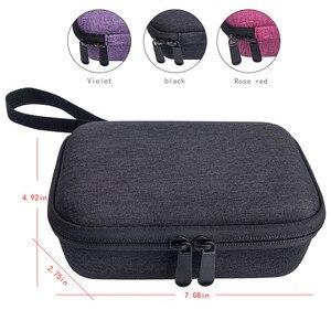 Image 2 - Taşınabilir sert EVA seyahat taşıma çantası VTech KidiZoom Duo çocuk kamera aksesuarları darbeye koruyucu saklama kutusu kutu
