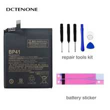 DCTENONE Orginal BP41 4000mAh Battery For Xiaomi Redmi K20 K20 Pro / Xiaomi Mi 9T T9 Pro BP41 Replacement Batteries +Tools