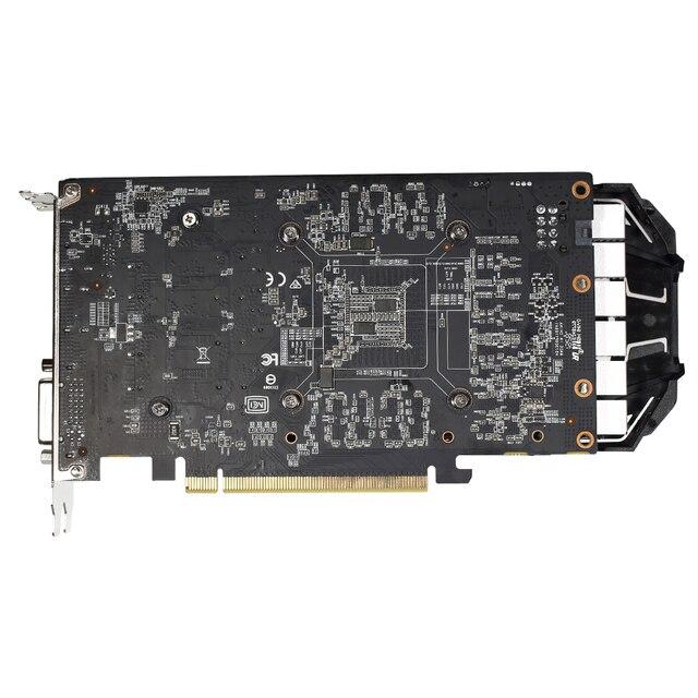 VEINEDA Video CardGTX1060 3GB 192Bit GDDR5 Graphics Cards for nVIDIA VGA Geforce Series games  Video Cards 4