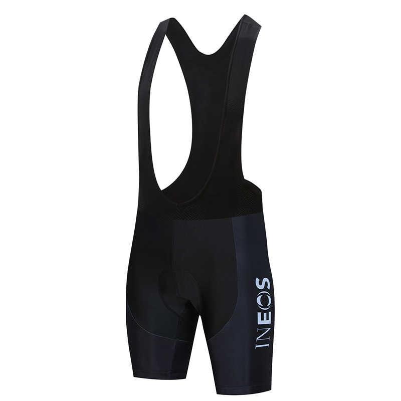 Ineos 2020 nova equipe de alta qualidade profissional roupas ciclismo bicicleta verão respirável velocidade camiseta