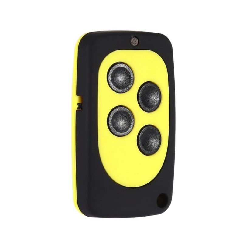 NEW Carry-on Wireless Remote Control Controller Fixed/ Learning/ Rolling Code Keychain Roller Shutter/ Garage Door Remote Opener