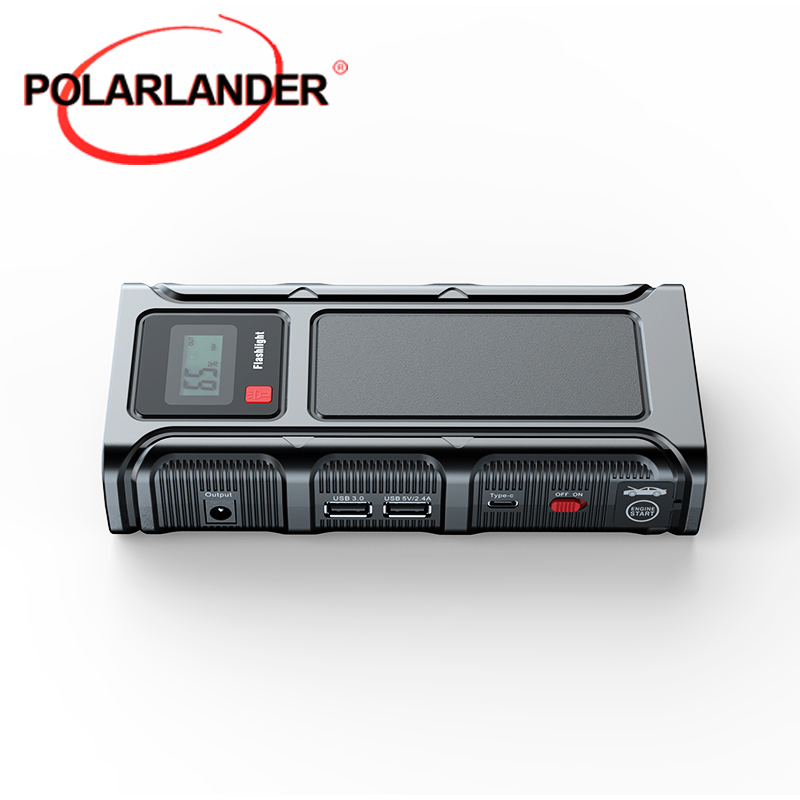 Emergency Starting Device 12V Portable Super Power LED Spotlight <font><b>Car</b></font> Jump Starter Power Bank <font><b>Car</b></font> <font><b>Battery</b></font> Booster <font><b>Charger</b></font> image