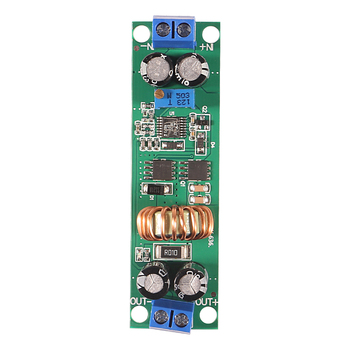 DC-DC 10A Adjustable 60V 48V 36V 24V 6.5V to 30V 24V 12V 3V Car Charger Regulator Step Down Buck Converter Power Supply Module image