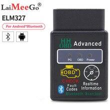 Car-Diagnostic-Scanner Advanced OBD2 Bluetooth Android Mini for ELM 327-V ELM327 V1.5