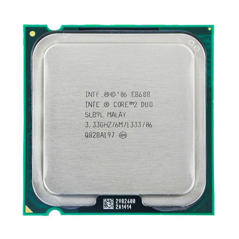 For Intel Core 2 Duo E8600 CPU Processor (3.33Ghz/ 6M /1333GHz) Socket 775 Free Shipping