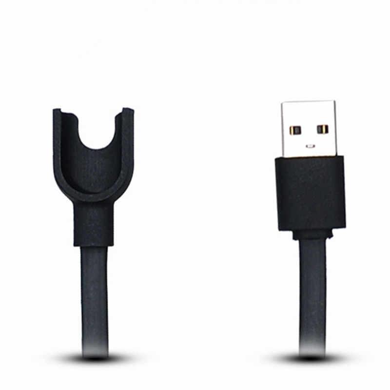 Cable cargador para pulsera inteligente Xiaomi Mi Band 3, Cable adaptador de carga para reloj Xiaomi Mi Band 3, accesorios