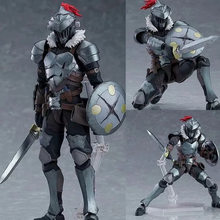 Goblin Slayer Figma 424 Pvc Action Figure Speelgoed Beweegbare Collectible Model Speelgoed Kerst Cadeau(China)