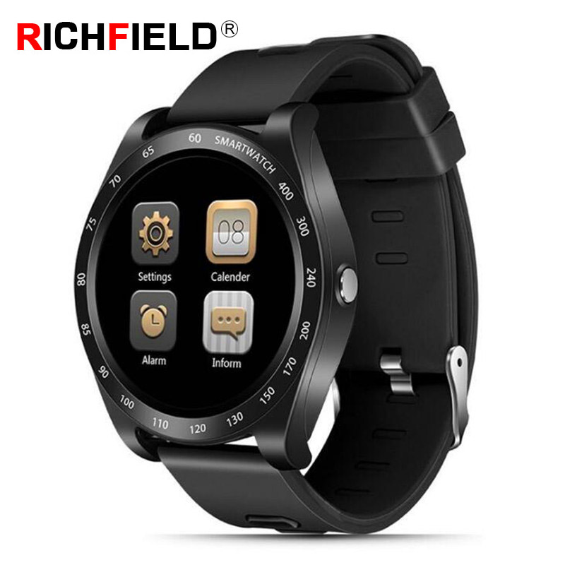 Z1 Smart Watch Men Women SIM TF Card Kids Bluetooth Call Watches Touch Screen Setp Smartwatch Wristband Android