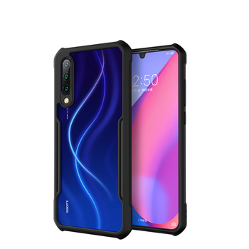 Xundd In Stock For Xiaomi Mi CC9 CC9E Case Shockproof Phone case For XiaoMi Redmi cc9 cc9e Mi A3 With Bumper Beet With Strap