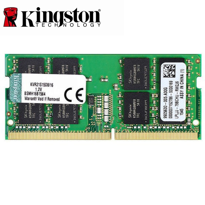 Kingston Memory RAM DDR4  4GB 8GB 16GB 32GB 2133MHz 2400MHz 2666MHz PC4-19200S 4 Gb 8 Gb 16 Gb 32 Gb 260Pin 8GB For Laptop RAM