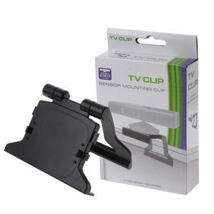 Image 1 - Pinza de sujeción de TV montaje soporte titular Kinect para xbox 360 Sensor Video juego consola de soporte