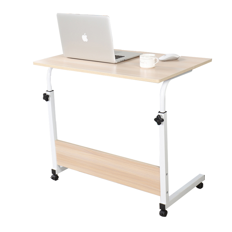 Computer Desk Lazy Bedside Table Desktop Home Simple Desk Dormitory Simple Bed Small Table Can Move Up And Down