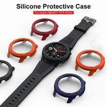 Protective Case Cover Soft Shell for Huami AMAZFIT GTR 47mm Smart Watch