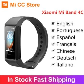 Global Version Xiaomi Mi Band 4C