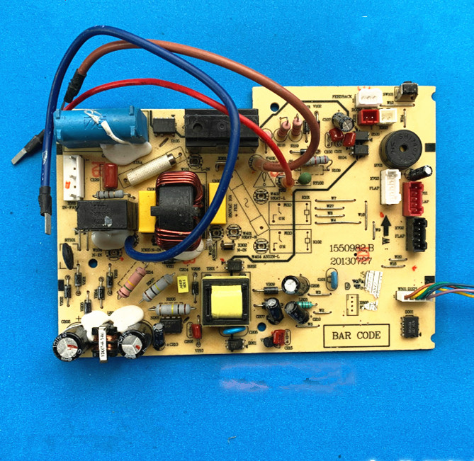 For Air Conditioning Computer Board Circuit Board 1559385 1550982,B 1817595 1817595,D 1816930.B Good Working