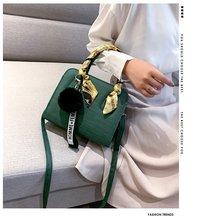 New Style Fashion Korean-style Versatile Glorious One-Shoulder Handbag WOMEN'S Bag Small Simple Retro