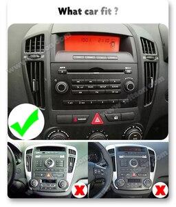 Witson 2g 16g 4 núcleo android 10 2 din carro multimídia dvd player gps autoradio para kia ceed 2007 2008 2009 rádio do carro pc wifi