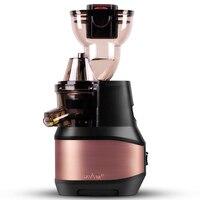 SAVTM Juice Extractor Slow Jucer Electric Slag Juice Separation Household Commercial Automatic Juicer Soymilk Maker JE220 24M00|Juicers| |  -