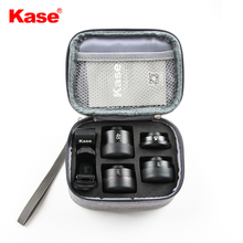Kase Wide Angle / Telephoto / Macro / Fisheye Lens With Adapter Clip For Smartphone