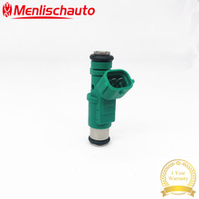 цена на 4pcs Fuel Injector 1984G0 9655833580 01F-023 348002 01F023 for French Car 206/405 Auto Parts